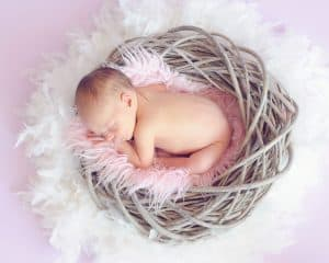 Babyfoto Posierhilfe